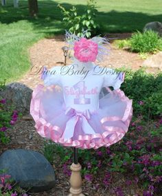 Hey, I found this really awesome Etsy listing at https://www.etsy.com/listing/503446639/lavender-and-pink-1st-birthday-outfit