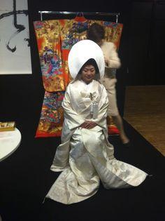 Il matrimonio shintoista e le tradizioni di una sposa giapponese via @ilbiancoeilrosa