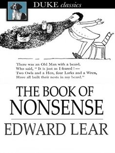 The Book of Nonsense by Edward Lear.