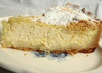 TARTA DE RICOTTA- OSVALDO GROSS Sweet Recipes, Cake Recipes, Dessert Recipes, Desserts, Argentina Food, Osvaldo Gross, Pan Dulce, Sweet Tarts, Macaron