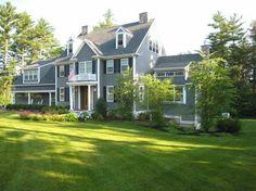 James Hardie Siding products - traditional - exterior - boston - MasterCraft Roofing Siding Windows