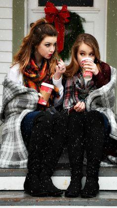 Coffee, winter bestfriend shoot, blankets, coffee, photoshoot,