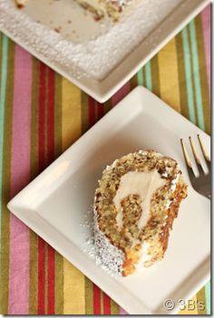 Banana Roll w/Cinnamon Cream Cheese