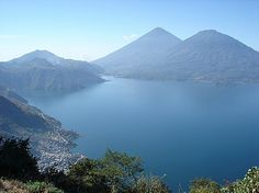 After Iceland I will head down to Guatemala City and finally get to lay eyes on Lake Atitlan.  It is reputed to be the most beautiful lake in the world - even better than Lake Como in Italy.  We'll see.