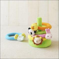 ふわふわなげっこ エド・インター 輪投げ 布おもちゃ Cute Toys, Kids, Tela, Young Children, Boys, Children, Kid, Children's Comics, Child