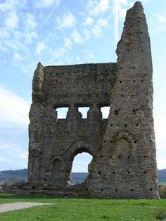 Bourgogne - Autun, Temple de Janus
