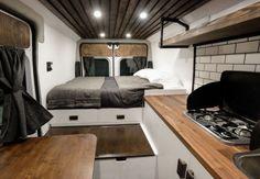 Coolest Design ProMaster Camper Van Conversion (9)