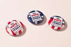 If you are in SF tomorrow and vote you can come find me for some of these little gems I whipped up!