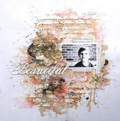 Beautiful Boy - Scrapbook.com