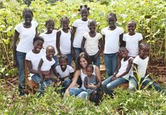 KATIE DAVIS, 23, BRENTWOOD, TENNESSEE / UGANDA: Her book Kisses from Katie details how a 2006 church trip to Uganda inspired her to move there, adopt 13 girls, and help create Amazima Ministries, which has matched 600 orphaned and vulnerable children with sponsors and feeds an additional 1,200 each week