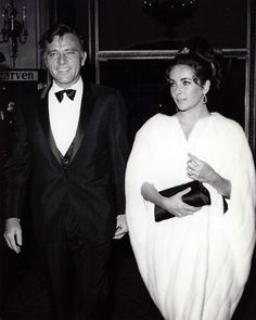 "On July 4, 1973, American film actress Elizabeth Taylor (1932-2011) issued the following press release: ""I am convinced it would be a good and constructive idea if Richard [Burton] and I separated ..."