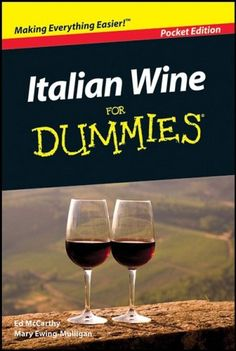 Italian Wine for Dummies Pocket Edition -- Read more reviews of the product by visiting the link on the image.
