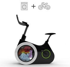 Bicycle Washing Machine, from the name of this venture you might realize what it is.