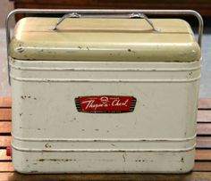 Vintage 1950s Therm-a-Chest Cooler (SOLD)