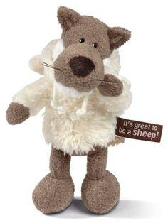 31903 - NICI - Jolly Lobo animales lechón, 15 cm, animal colgando: Amazon.es: Juguetes y juegos