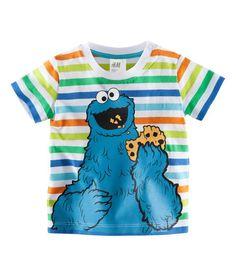 H & M Baby Boy's 4-24M Shirt [$7.95]