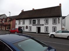 The Thatch Inn, Broughshane, Co. Antrim, Northern Ireland. Known for its famous patron, Prince Charles
