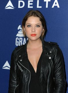 Ashley Benson Photos Photos - Actress Ashley Benson (R) joins Delta Air Lines in toasting 2014 GRAMMY Weekend with private reception and performance from Lorde, four-time 2014 GRAMMY award nominee at in West Hollywood, CA on January 23rd 2014 - Arrivals at Delta Air Lines Grammy Party — Part 2