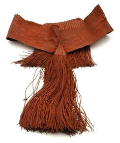Africa | Loincloth from the White Nile region of Sudan | Rope and plant fiber | 20th century