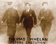 Thomas Whelan before his execution at the age of 22 in Mountjoy Prison in Dublin, Ireland on March Ireland 1916, Dublin Ireland, Ireland Map, Irish Rebellion 1916, Irish Free State, Irish Independence, Books To Read, My Books, Scotland History