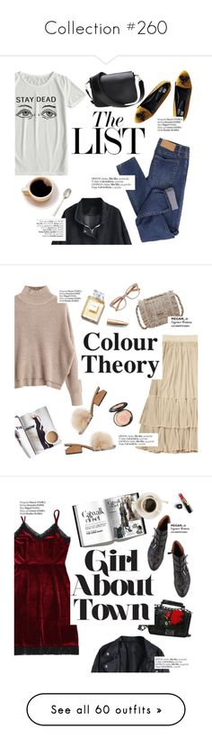 """""""Collection #260"""" by punnky ❤ liked on Polyvore featuring Cheap Monday, Toga, Avenue, Haute Hippie, Juliska, Alexander Wang, Linda Farrow, Chanel, Chloé and Acne Studios"""