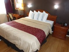 Cheap, Discount Pet Friendly Hotel Near Mississippi State Fairgrounds | Red  Roof Inn Downtown Jackson, MS | Stay With Red Roof | Pinterest | Red Roof  And ...