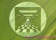 Silbury Hill crop circle | Phenopedia