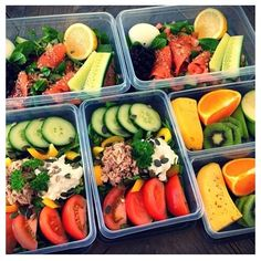 Healty lunch boxes