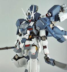Gundam Gusion Rebake - Customized Build     Modeled by スパイク