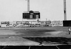 Braves Field, Boston. Fenway's late, great younger brother. http://t.co/2xUyhz4Dcp