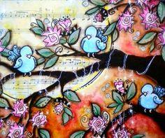 Love hearing birds sing sing sing