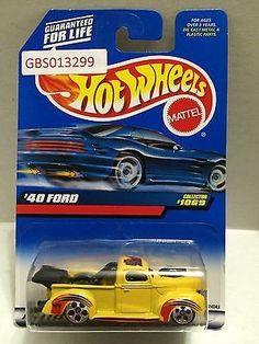 (TAS030902) - Mattel Hot Wheels Car - '40 Ford