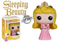 Princesa Aurora em Funko Pop