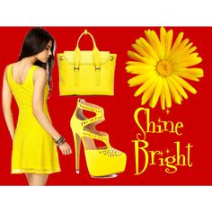 """Shine Bright"" by thomcin on Polyvore"