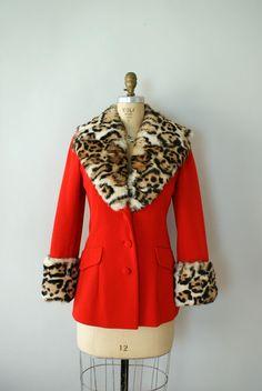 vintage lilli ann coat