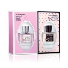 Have one to sell? Sell now DON ALGODON SWEET & SEXY 50 ml + CHIC & SEXY 50 ml - EAU DE TOILETTE - NEW !!!