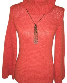 Calypso St. Barth $80 New W/ Tags Size Xs ** Free Shipping ** Detria Chunky Turtleneck Sweater. Free shipping and guaranteed authenticity on Calypso St. Barth $80 New W/ Tags Size Xs ** Free Shipping ** Detria Chunky Turtleneck SweaterDescription: Knit sweater Turtleneck Ribbed col...
