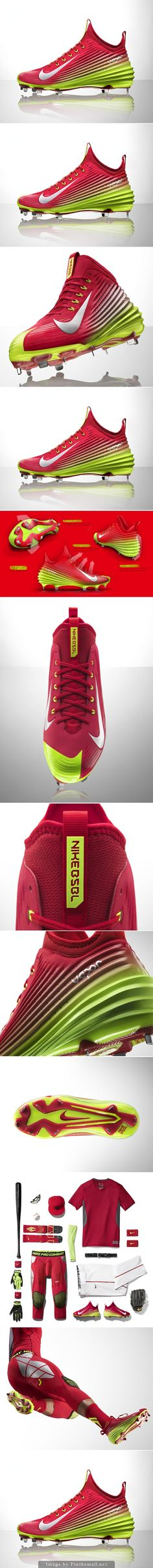 Nike_baseball_Vapor_collection_09 | 8. Detail-CMF-Pattern V1.0 | Pinterest  | Nike Vapor, Footwear and Product design