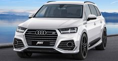 2015 New Audi Q7 ABT Modified  When it comes to modifying the foremost company ABT Tuning actual body kits with this tool in the service of their respective owners. When it comes to order to order second generation Q7 abt again. Ladies and gentlemen, 2015 ABT Audi Q7.  #abt #2015q7 #audiq7 #audi #abtq7