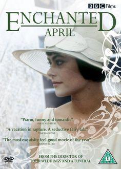 Enchanted April [DVD] Adaptation of Elizabeth von Arnim's novel