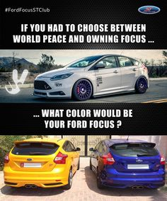 We are sorry for the break, but we're back with a new picture! #FordFocusSTClub #Ford #Focus #ST #worldpeace #peace