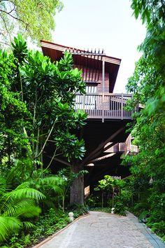 Resorts World Sentosa West Zone -An Aquatic-themed Destination | DP Architects Pte.Ltd | Archinect
