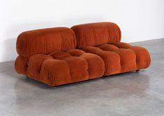 at home + Mario Bellini Camaleonda Sofa Furniture, Shabby Chic Furniture, Vintage Furniture, Furniture Design, Furniture Makeover, Furniture Stores, Wedding Furniture, Chicago Furniture, Furniture Cleaning