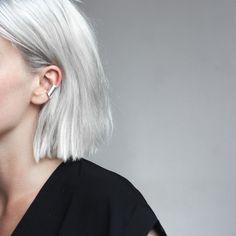 StillWithYou – Uneven ear cuff – Silver
