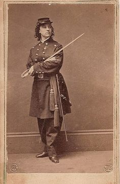 Union Spy Pauline Cushman photographed by Mathew Brady. #civilwar