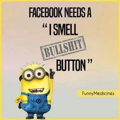 Bullshit Button. ..LoL!