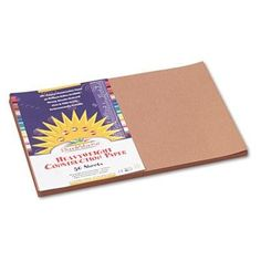 Sunworks  8 Pack  Construction Paper 58 Lbs 12 X 18 Light Brown 50 SheetsPack Product Category Paper  Printable MediaArt Paper  Sketching Pads *** Find out more about the great product at the image link.-It is an affiliate link to Amazon.