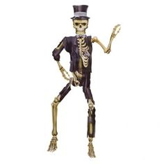 dressed skeleton 5ft halloween party decorations halloween