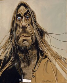 Sebastian Kruger. | Sebastian Krüger: portraits and caricatures