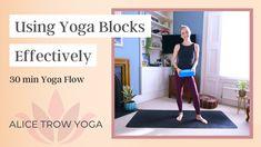 I See It, Let It Be, Online Yoga Classes, Yoga Props, Yoga Block, Don't Forget, Flow, Weave, Best Friends